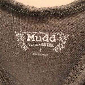 Mudd Tops - Olive basic tank